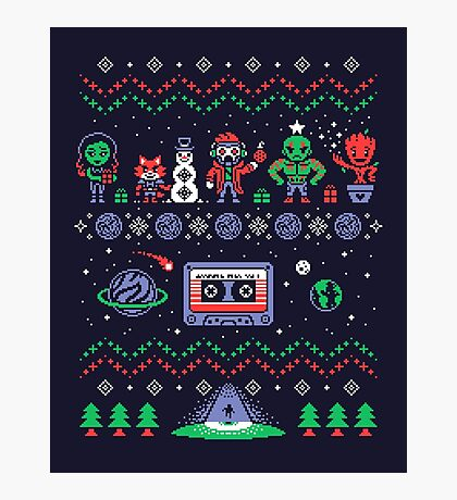 HOLIDAY GUARDIANS Photographic Print