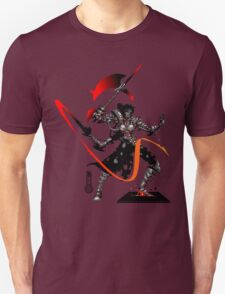 The Game of Kings, Wave Five: The Black Queen's Knight Unisex T-Shirt