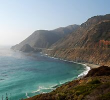 Pacific Coast Highway Morning by Janderson63