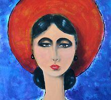 Lady Roundred by ASannasardo