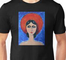 Lady Roundred Unisex T-Shirt