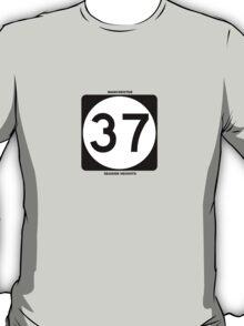 Route 37 - Ocean County's Mason-Dixon Line T-Shirt