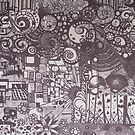 Doodle 2 by Christopher Clark