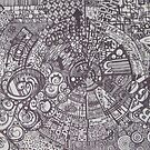 Doodle 5 by Christopher Clark