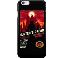 HUNTER'S DREAM iPhone Case/Skin