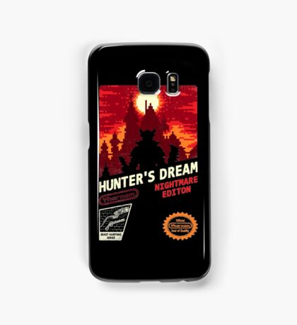 HUNTER'S DREAM Samsung Galaxy Case/Skin
