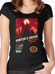 HUNTER'S DREAM Women's Fitted Scoop T-Shirt