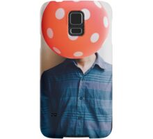 balloon head Samsung Galaxy Case/Skin