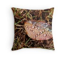 Small World... Throw Pillow