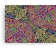 Crystal Butterfly Canvas Print