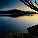 Lake Wanaka by Paul Mercer