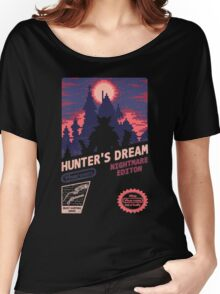 HUNTER'S DREAM (INSIGHT) Women's Relaxed Fit T-Shirt