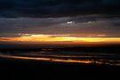 Blanket Bay Sunrise I by Richard Heath