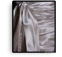 Dress Detail Canvas Print