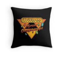 HYRULE CHAMPIONSHIPS Throw Pillow