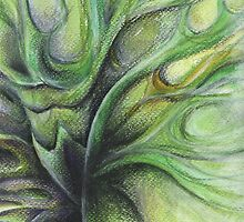 Flourish by Wayne Grivell