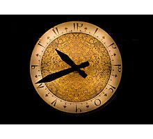 Time In Turkey Photographic Print
