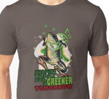 Shaping Today for a Greener Tomorrow v2 Unisex T-Shirt