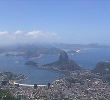 Sugarloaf Mountain- Rio de Janeiro, Brazil by fifotos
