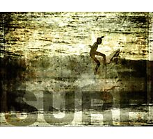 Surf Photographic Print