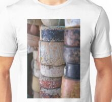 Fishing Net Cork Floats Unisex T-Shirt