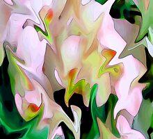 Orchid Spray II by Arthur Jacob