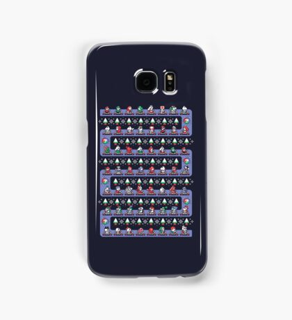 SUPER HOLIDAY KART Samsung Galaxy Case/Skin