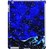 The Perfect Snowstorm Fine Art Print iPad Case/Skin