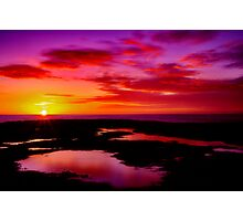 """Dawn Splendour"" Photographic Print"