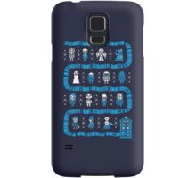 WHO'S OUTSIDE Samsung Galaxy Case/Skin