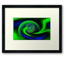 Abstract ART + Product Design Framed Print