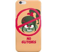 No Glitches iPhone Case/Skin