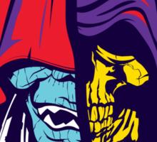 Ancient Hoods of Evil Sticker Sticker