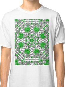 Satin Kaliedescope 2 Classic T-Shirt