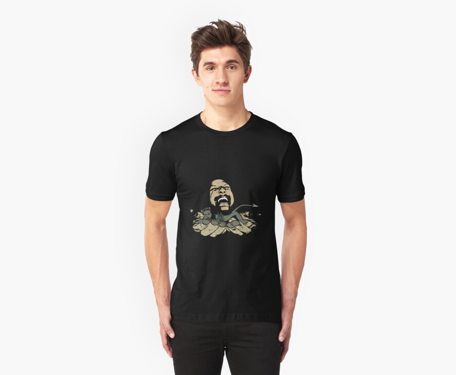 The Conjuring T-Shirt by calroofer