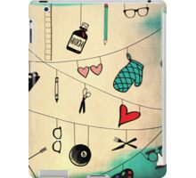 Crossing Wires iPad Case/Skin