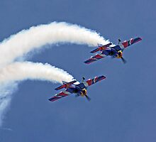 The Matdors - Red Bull Aviation by Colin J Williams Photography