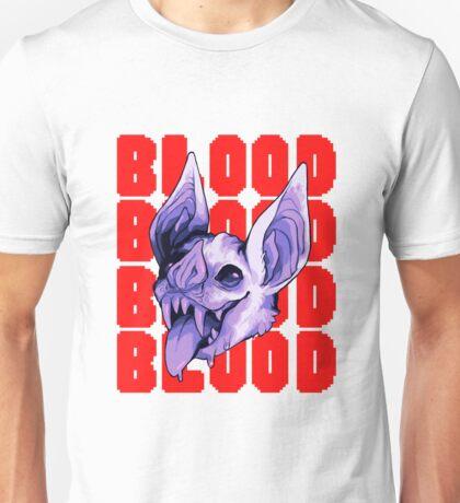 BLOODBLOODBLOOD Unisex T-Shirt