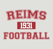 Reims Football Athletic College Style 1 Gray by Toma-51