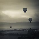 Up and Away  by Christine  Wilson