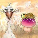 Sunny Day by Martina Stroebel