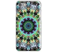 Circle of Colorful Symmetry iPhone Case/Skin