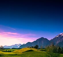 Sunset Hills by Arcticbiber