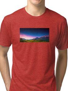 Sunset Hills Tri-blend T-Shirt