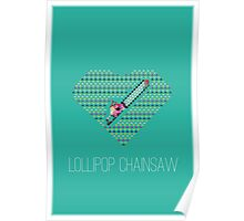 Lollipop Chainsaw (Poster) Poster