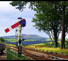Country Railway by AL-Photos