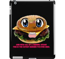 Eat Forever As You Do Today iPad Case/Skin
