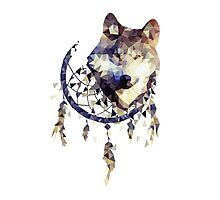 Wolf Dream Photographic Print