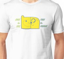 Finn the Human / Jake the Dog Unisex T-Shirt