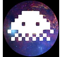 VOYD - Space Invaders Photographic Print
